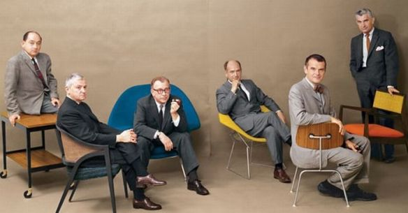george-nelson-edward-wormley-eero-saarinen-harry-bertoia-charles-eames-and-jens-risom-playboy-magazine-july-1961